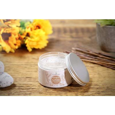 Little Organic Company - Oat & Almond Face Scrub - Organic, 100% Natural, Vegan, Ecological 150G - Little Organic Company - Ethni Beauty Market