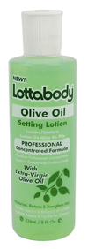 """LottaBody - Professional Concentred Formula - Hair lotion setting lotion """"Olive Oil"""" - LottaBody - Ethni Beauty Market"""