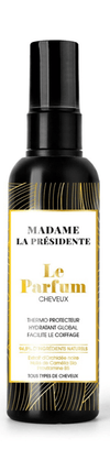 Madame La Présidente - Hair fragrance - Moisturizing mist - Thermo Protector - 125ml - Madame La Présidente - Ethni Beauty Market
