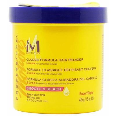 Motions - Classic Straightener Formula For Thick Hair (Super) 426ml - Motions - Ethni Beauty Market