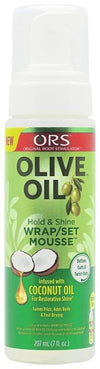 "ORS - Mousse coiffante olive ""wrap/set mousse"" - 207ml - ORS - Ethni Beauty Market"
