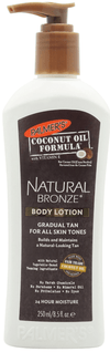 Palmer's - Coconut Oil Formula - Progressive & Natural Tan Body Lotion- Natural Bronze Body Lotion- 250ml - Palmer's - Ethni Beauty Market