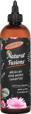 "Palmer's- ""Natural Fusions"" Micellar Rose Water Shampoo - 350ml - Palmer's - Ethni Beauty Market"