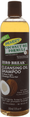 Palmer's - Zero Break - Shampoo with cleansing oil - 350ml - Palmer's - Ethni Beauty Market