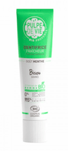 Pulpe de vie - Frosted kiss toothpaste with organic lemon extract - 75 ml - Pulpe de vie - Ethni Beauty Market
