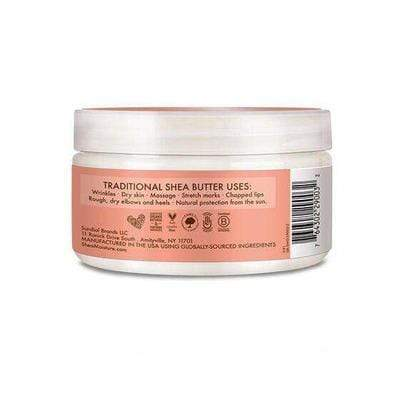 Shea Moisture - Shea Butter Cream Infused With Coconut & Hibiscus 113G - Shea Moisture - Ethni Beauty Market
