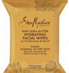 "Shea Moisture - Raw Shea Butter - ""Hydrating face wipes"" cleansing wipes - 23g - Shea Moisture - Ethni Beauty Market"
