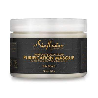 Shea Moisture - African Black Soap Purification Mask (Two sizes available) - Shea Moisture - Ethni Beauty Market