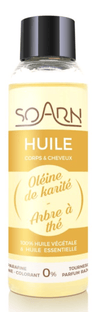 "Soarn - Hair & body oil ""Shea olein & Tea Tree"" - 100ml - Soarn - Ethni Beauty Market"