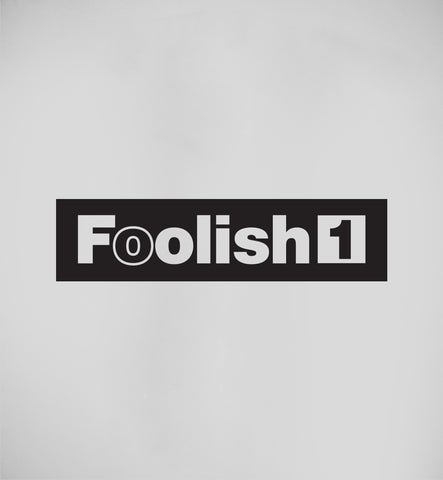 """Foolish Brick"" Sticker"