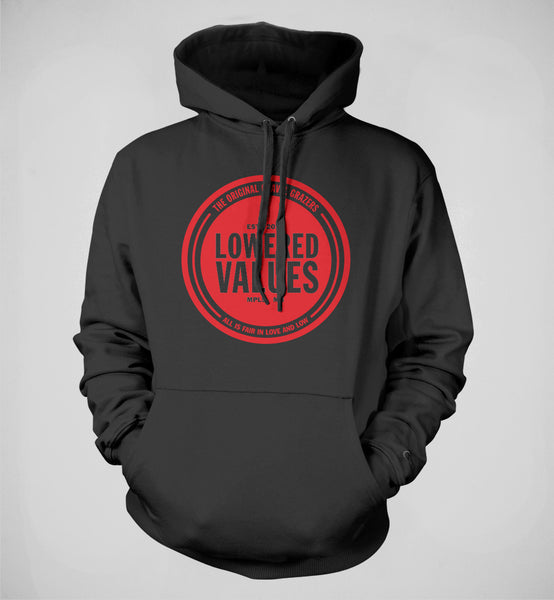"""The Originators"" Hoodie : NOWO Edition"