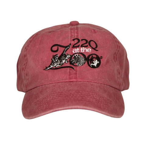 22q at the Zoo Hat