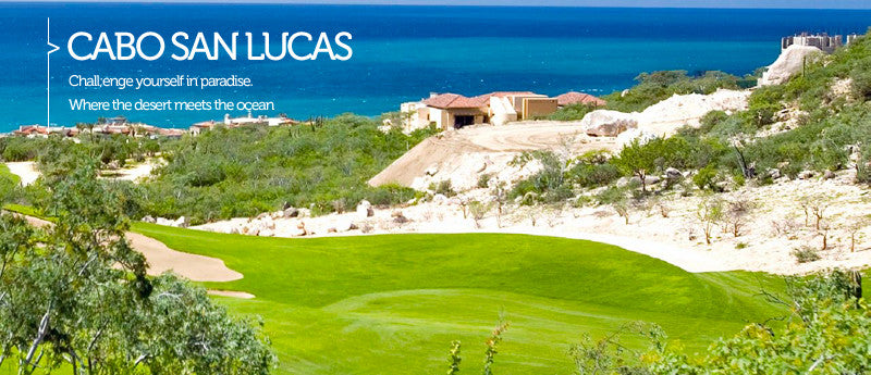 Cabo San Lucas Golf Courses