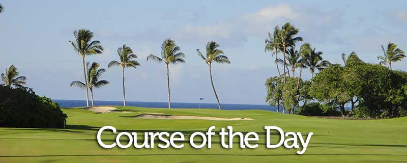 Course Of The Day
