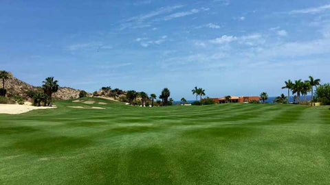 Cabo Real Golf Club Fairway