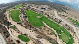 Club Campestre Back 9 holes from Drone