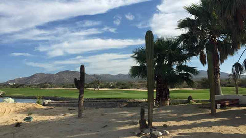 Cabo San Lucas Country Club 17th Hole