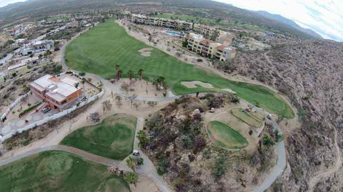 The Second Hole at Cabo Real in Cabo San Lucas