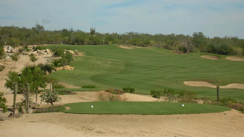 Cabo del Sol Desert Course Fairway