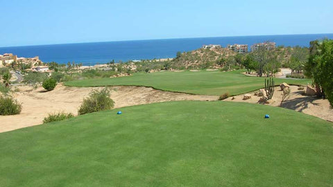 Beautiful #4 at Cabo Del Sol Ocean Course
