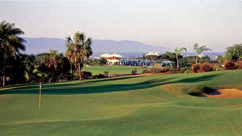 Vista Vallarta Nicklaus green
