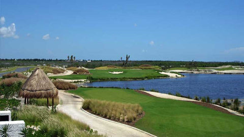 Riviera Cancun great hole