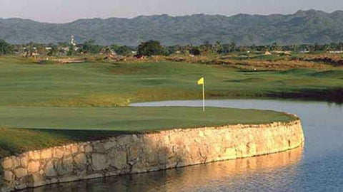 El Tigre Golf Club Green