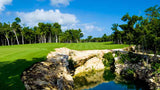 Fairway at Riviera Maya Golf Club