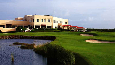 Moon Spa & Golf signature hole