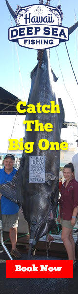 Hawaii Deep Sea Fishing Charters