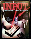 INPUT Magazine  (Volume 1 / Number 8) - TheRetroCavern.com  - 1