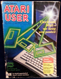 Atari User Magazine - Volume 3, Issue No. 2 (June 1985) - TheRetroCavern.com  - 1