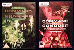 Command & Conquer 3 plus Expansion Pack - TheRetroCavern.com  - 1