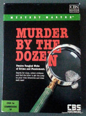 Murder By The Dozen - TheRetroCavern.com  - 1