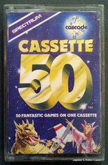 Cassette 50   (Compilation) - TheRetroCavern.com  - 1