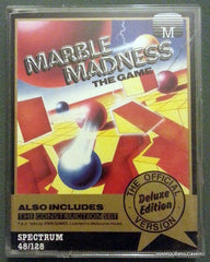 Marble Madness - Deluxe Version - Includes Construction Kit - TheRetroCavern.com  - 1