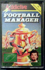 Football Manager - TheRetroCavern.com  - 1