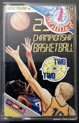 Championship Basketball - 2 on 2 - TheRetroCavern.com  - 1