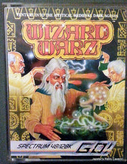 Wizard Warz - TheRetroCavern.com  - 1