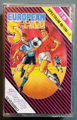 European 5-a-Side - TheRetroCavern.com  - 1