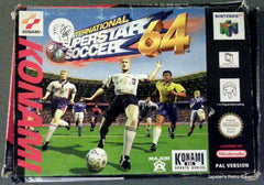 ISS 64 - International Superstar Soccer 64 - TheRetroCavern.com  - 1