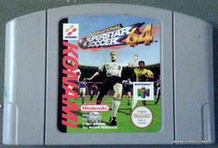 ISS 64 - International Superstar Soccer 64 - TheRetroCavern.com