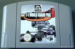 F-1 World Grand Prix - TheRetroCavern.com