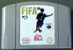 FIFA 64 - TheRetroCavern.com