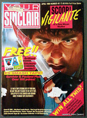 Your Sinclair Magazine - No. 40 - TheRetroCavern.com  - 1
