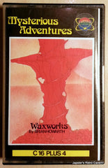 Mysterious Adventures - Waxworks By Brian Howarth - TheRetroCavern.com  - 1
