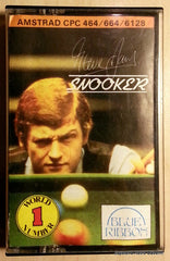 Steve Davis Snooker - TheRetroCavern.com  - 1