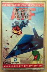 ATF / A.T.F. - Advanced Tactical Fighter - TheRetroCavern.com  - 1