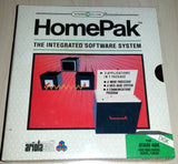 HomePak - The Integrated Software System - TheRetroCavern.com  - 1