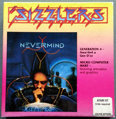 Nevermind  /  Never Mind - TheRetroCavern.com  - 1